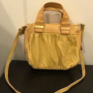 Leather Bag by Chloe